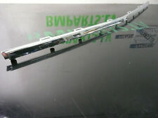 NEW GENUINE BMW E65 E66 E67 FINISHER, LICENCE PLATE BASE CHROMLINE 51117135534