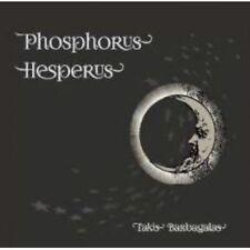 takis barbagalas - phosphorus hesperus ( GR  2015 ) - digipak CD