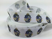 "3 Yards 1"" Disney Descendants Auradon Emblem Grosgrain Ribbon Lanyard Lisa"