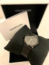 Calvin Klein Mens/Womens Watch CK Brand New 100% Authentic With Box K3M224