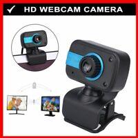 USB Computer Camera Notebook Laptop HD Webcam Camera Microphone Video YR