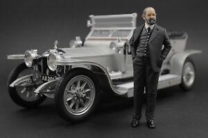 Henry Royce Figura per 1:18 Rolls-Royce Paragon  !! NO CAR !!
