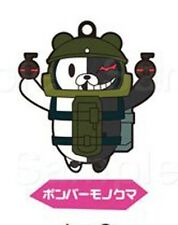Dangan Ronpa Monokuma Granades Another Episode Rubber Phone Strap Vol. 2 NEW