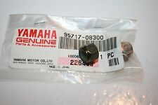 2 nos Yamaha snowmobile seat AND WEAR BAR MOUNTING NUTS SS440 VMX540 XLV PZ480