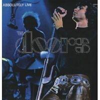 """THE DOORS """"ABSOLUTELY LIVE"""" 2 LP VINYL NEU"""