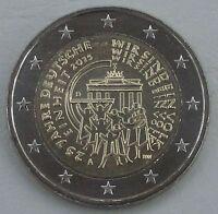 2 Euro Deutschland A 2015 25 Jahre Deutsche Einheit unz