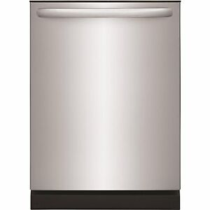 Frigidaire 24 in. Stainless Steel Top Control Built-In Dishwasher, ENERGY STAR