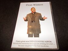 HAND SIGNED DVD & CD DOUBLE ALBUM Dean Winters SUMMER AUTUMN & SWING Song/Comedy