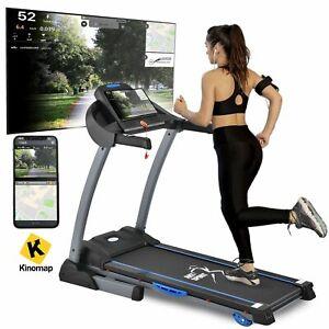 Laufband Heimtrainer Fitnessgerät klappbar Sportgerät Hometrainer ArtSport®
