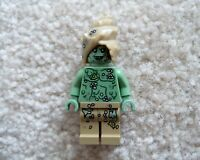LEGO POTC Pirates Of The Caribbean - Rare - Hadras Minifig - Excellent
