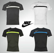 Nike Polyester Crew Neck T-Shirts for Men