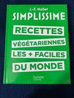 I Ricette Vegetariane I Più Facile Del Monde Libro Condizioni Molto Buono