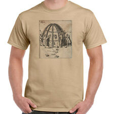 Glassblowing in the 17th Century, Glass, T-Shirt, All Sizes & Styles, NWT