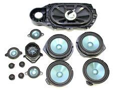 Mercedes W218 CLS Harman Kardon Pro Logic 7 Lautsprecher Speaker Set Soundsystem