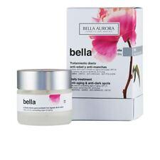 Bella Aurora Bella Dia Anti Envejecimiento y tratamiento anti manchas, mujeres 50 Ml