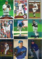 ROY HALLADAY HUGE BASEBALL CARD LOT - TORONTO BLUE JAYS-PHILLIES