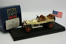 Rio 1/43 - Thomas Flyer Rallye New York Paris 1908