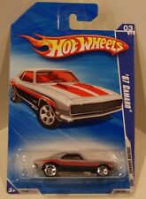 Hot Wheels 2009 Kmart Exclusive Dream Garage '09 Flat Gray '67 Camaro