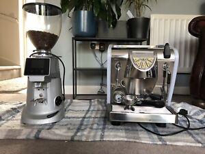 Nuova Simonelli Musica LUX Espresso Coffee Machine & F64 Evo Grinder (Read Desc)