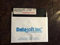 "QuickRam by Mark Wolfgram Proprietary Software 5 1/4"" Floppy Disk Apple II 5.25"