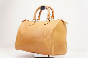 Auth Pre-owned Louis Vuitton LV Nomade Vachetta Vintage Speedy 30 M43227 210251