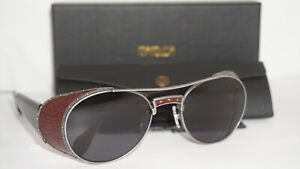 Matsuda Sunglasses New Silver Gold Antique Silver Grey Pol M3032 SG AS 51 20 125