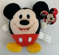 Just Play Mickey Mouse Oval Egg Shaped Plush