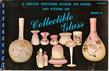Lagerberg Collectible Glass Book 2 Color Picture Guide Over100 Types OOP
