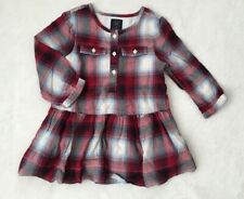 ***Gap baby girl Checked cotton dress 1,5-2 years***