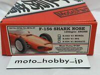 MFH Model Factory Hiro 1/20 F-156 Shark Nose '61 SPA Full Metal Kit K-033 Japan