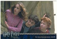 Harry Potter Goblet Of Fire Silver Foil Stamped Promo Card #03