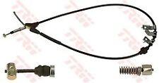 Rover 400 / MG ZS  Handbrake Cable BC2695