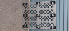 More details for used plastic pallets, great condition, black 1000x1200x140