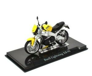 Superbikes Buell Lightning XB-9S 1:24 Scale Model New In Box