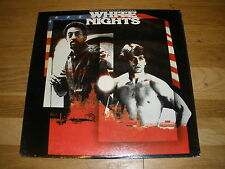 WHITE NIGHTS soundtrack LP Record - sealed