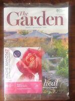 BNIP - RHS 'The Garden' MAGAZINE JULY 2017 - Cuttings, Borders, Horatio's Garden