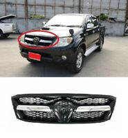 TOYOTA HILUX 2005 - 2008 NEW FRONT CENTER BUMPER UPPER RADIATOR GRILL GRILLE