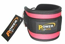 FUCHSIA-Pink Power Sports Ankle Strap Multi Gym FOR  EXT Cable Machine SINGLE