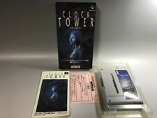 Clock Tower Nintendo Super Famicom SFC Japan Used F/S
