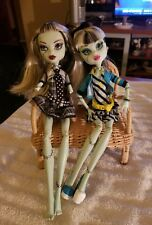 Monster High 1st wave Frankie Stein dolls *chair not included