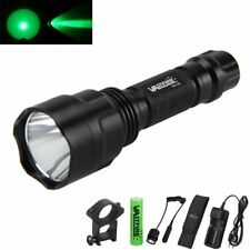 Green light LED Flashlight Kit for Fishing Coyote Hog Pig Varmint Predator