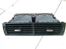 2002-2008 AUDI A4 S4 AVANT QUATTRO CENTER DASH DUAL AIR VENT TRIM BLACK