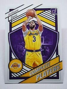 Panini Donruss 2020-21 N2 card NBA COMPLETE PLAYERS Anthony Davis #18