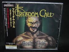 FREEDOM CALL Master Of Light + 4 JAPAN CD Iron Mask PowerWorld Kiske Lanzer