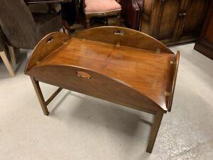 Good Quality Mahogany Butler's Table