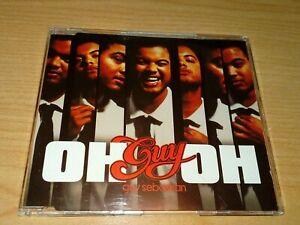 GUY SEBASTIAN OH OH CD 2005.