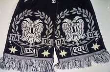 PAOK FC Scarf, Kaskol,  Football, Soccer, Basketball