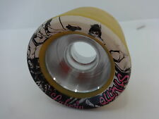 Labeda Stilleto White Quad Speed Skate Wheel Skate Made In USA