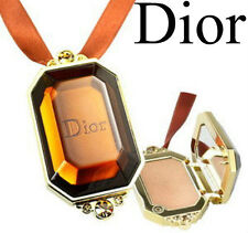 100% AUTHENTIC RARE Edition DIOR COUTURE GOLDEN LUMINIZING Makeup JEWEL Necklace