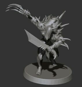 Dark Kin Grotesque Monstrosity x 5 Resin Coven drukhari dark eldar